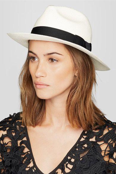 Sensi Studio - Classic toquilla straw Panama hat in 2019