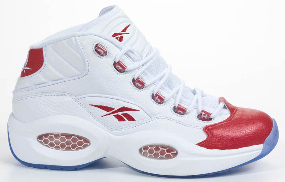 My All Time Favorite Basketball Shoe The Reebok Allen Iverson