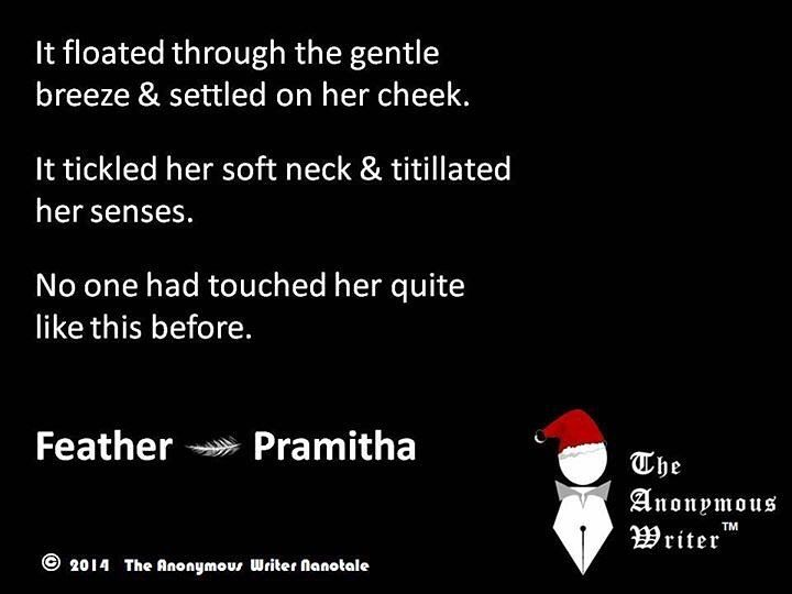 The Anonymous Writer On Instagram Nanotale By Pramitha Nair
