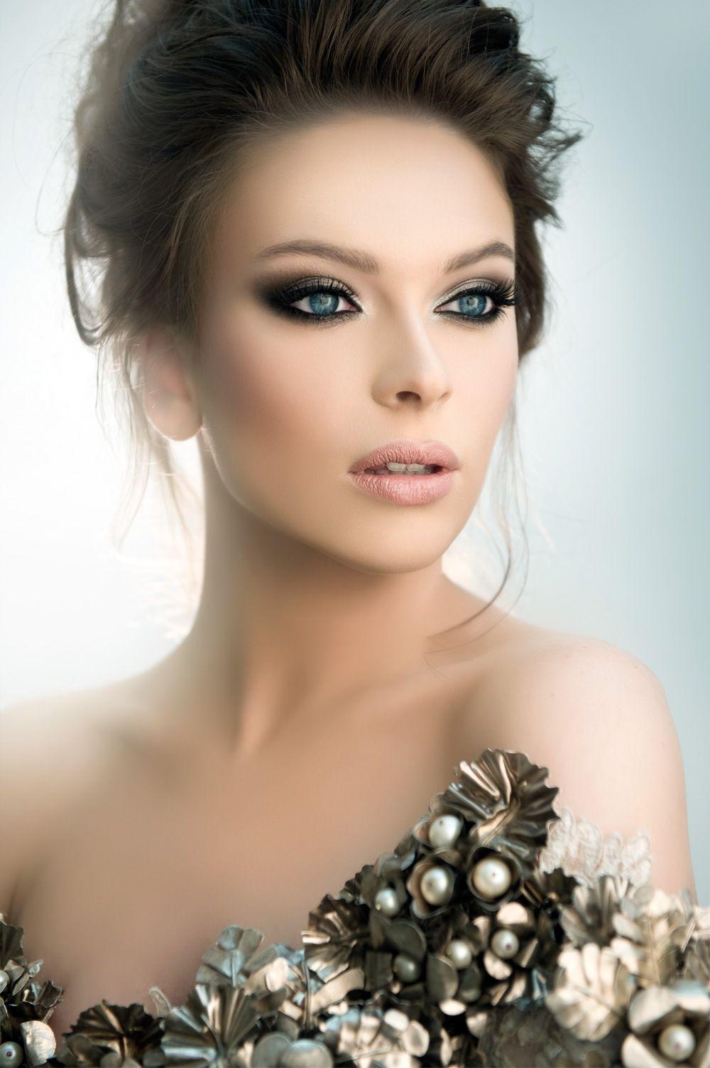 FADY KATAYA BRIDAL PHOTOSHOOT Wedding makeup