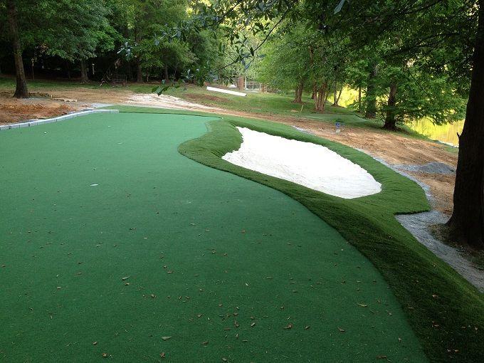 Build Your Own Backyard Putting Green | Backyard putting ...