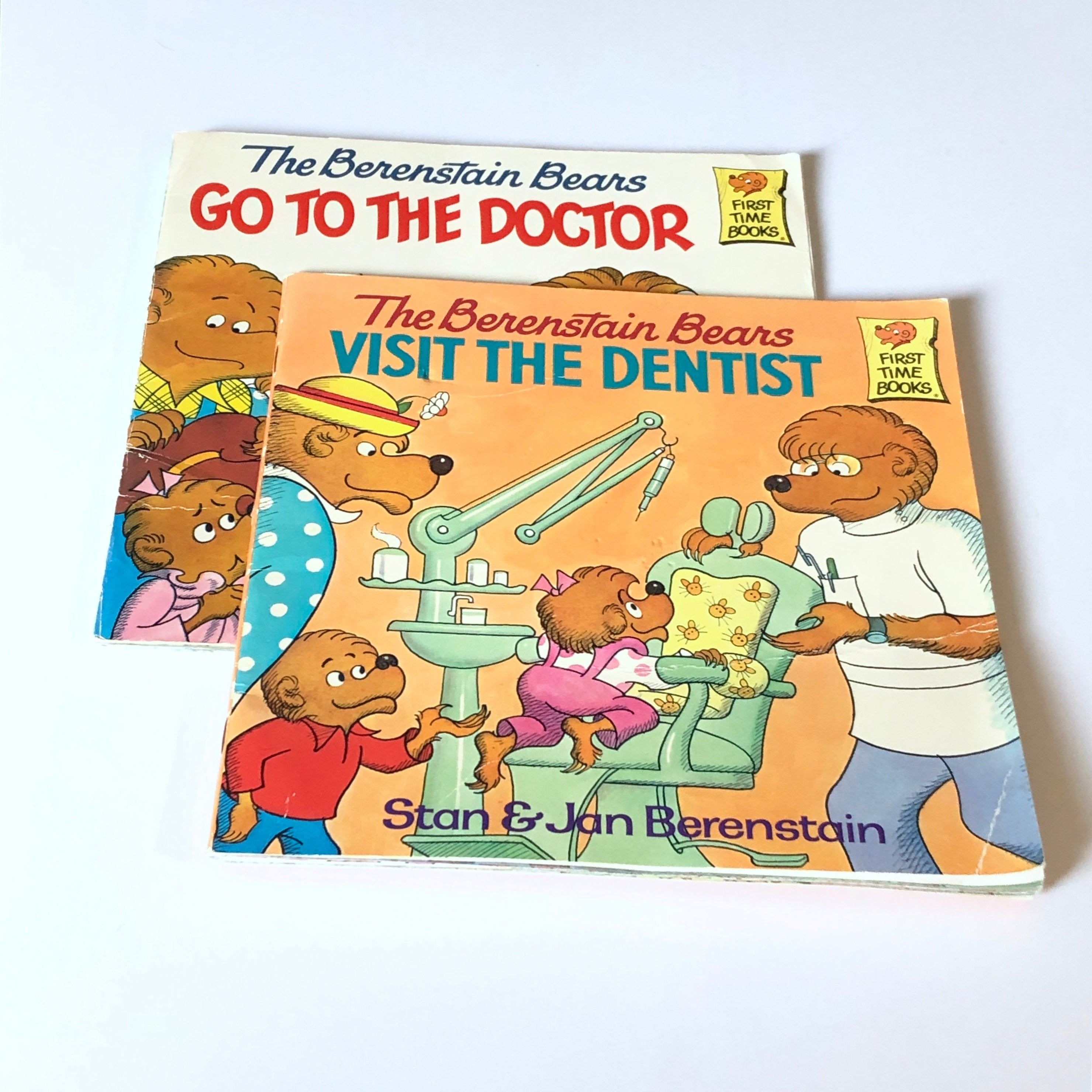 Berenstain Bears Go To Visit The Dentist Amp Go To The