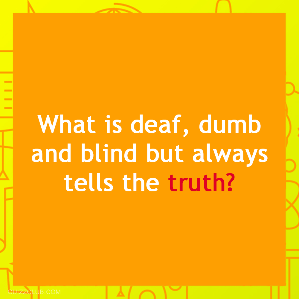 Easy or not? Riddle Puzzle Brainteaser Quiz (With