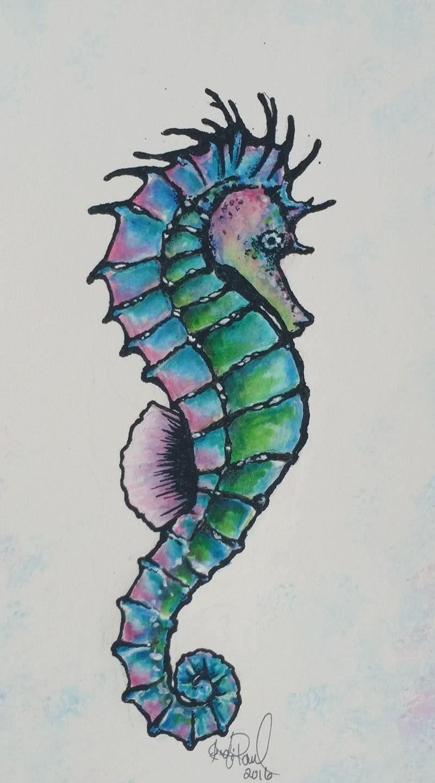Pin de Laura Eosco Wentworth en Seahorses | Pinterest