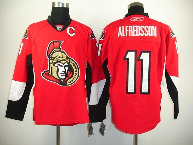 ... Ottawa Senators 11 Daniel ALFREDSSON Home Jersey ... 63b2cce93