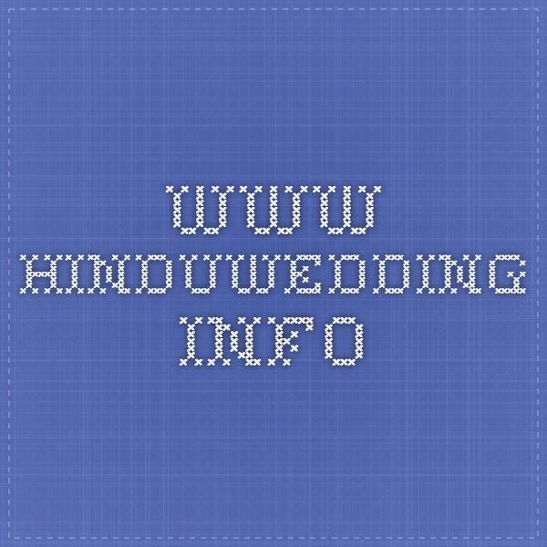 www.hinduwedding.info