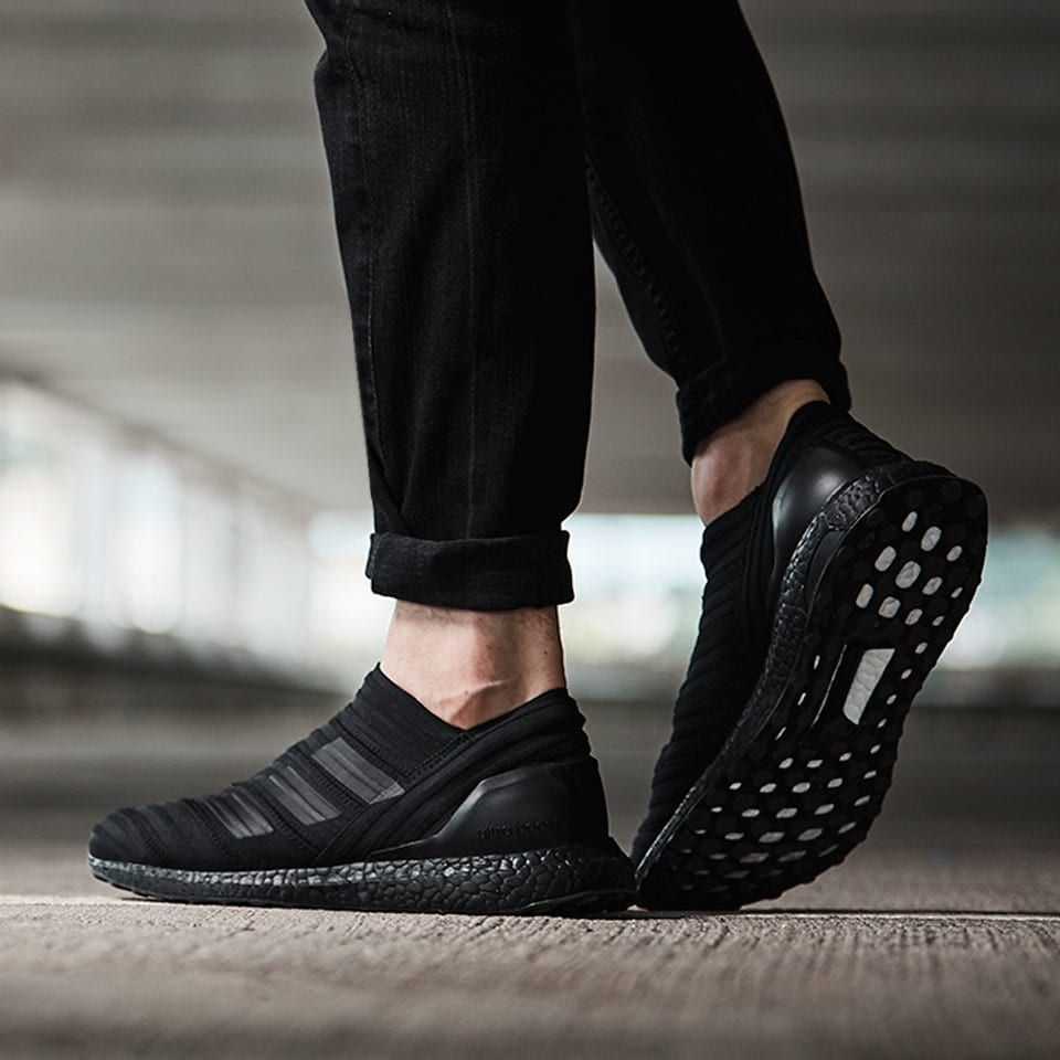 official photos 91293 42e6f adidas Nemeziz Tango 17+ 360 Agility TR Ultraboost - Core Black