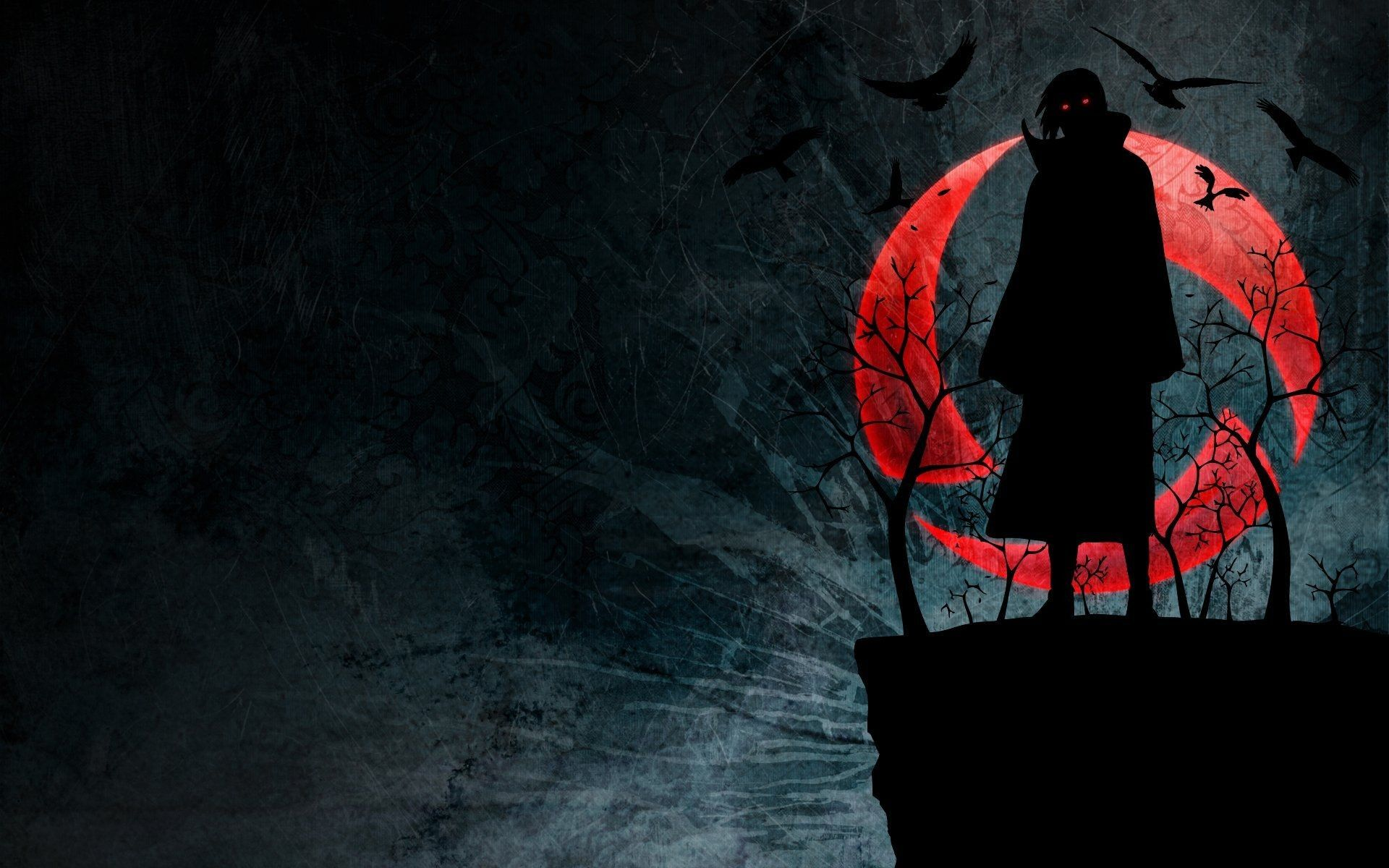 Beautiful Itachi Desktop Wallpaper In 2020 Itachi Dark
