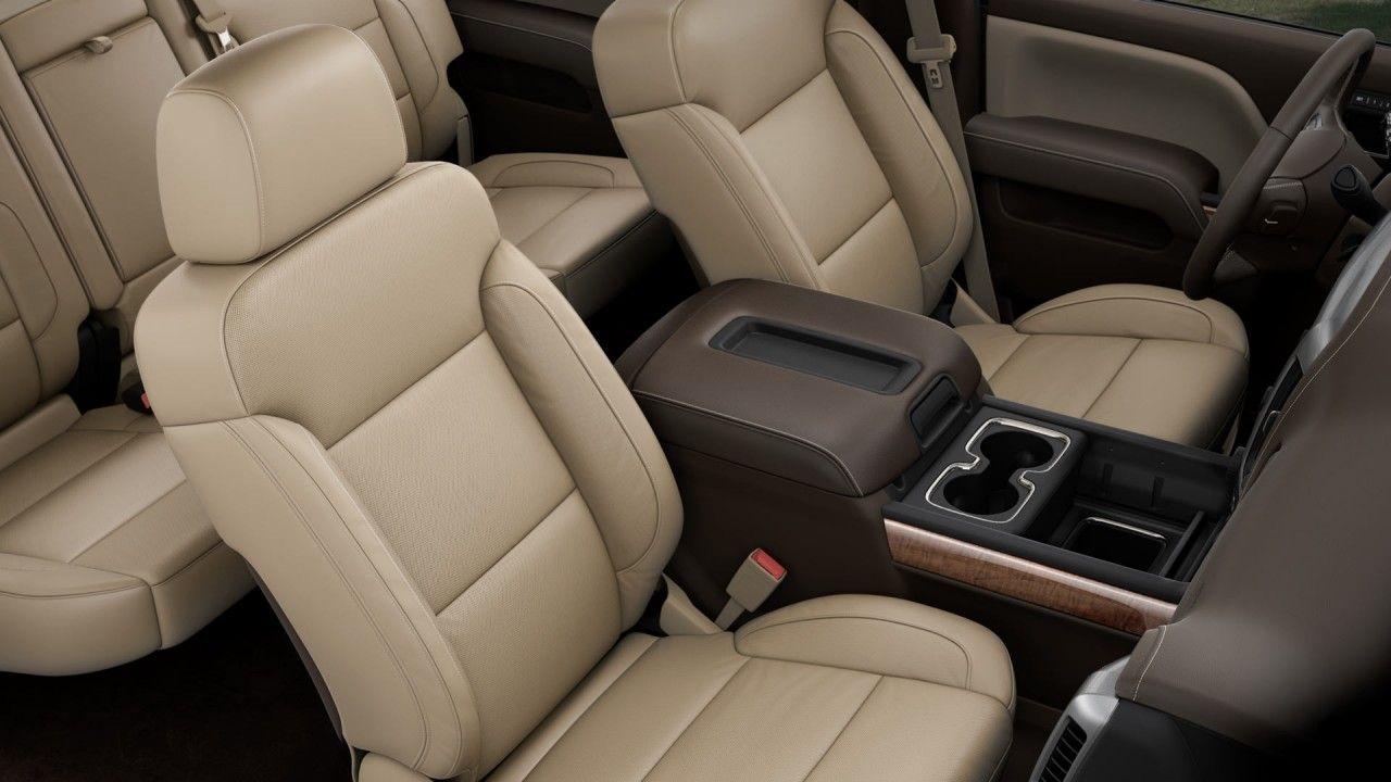 2014 Chevy Silverado 1500 Fuel Efficient Truck Interior Photos