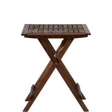 Lodge Klapptisch 55x55 Cm Klapptisch Tisch Und Klapptisch Holz