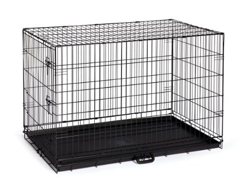 Home On The Go Single Door Dog Crate E435 X Large See This Awesome Image Dog Crate Large Dog Crate Pet Crate