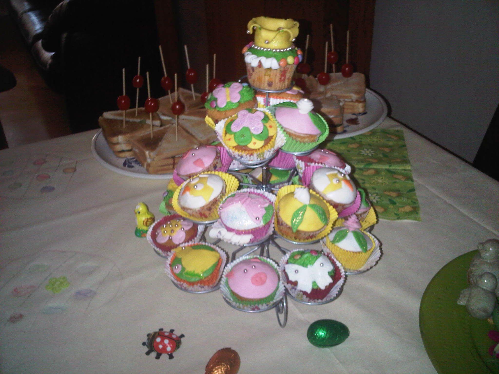 Cupcakes pasen!