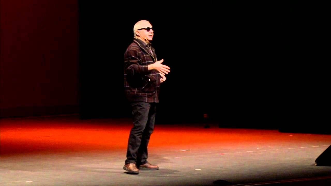 La vida imita al arte: Daniel Molina at TEDxMontevideo
