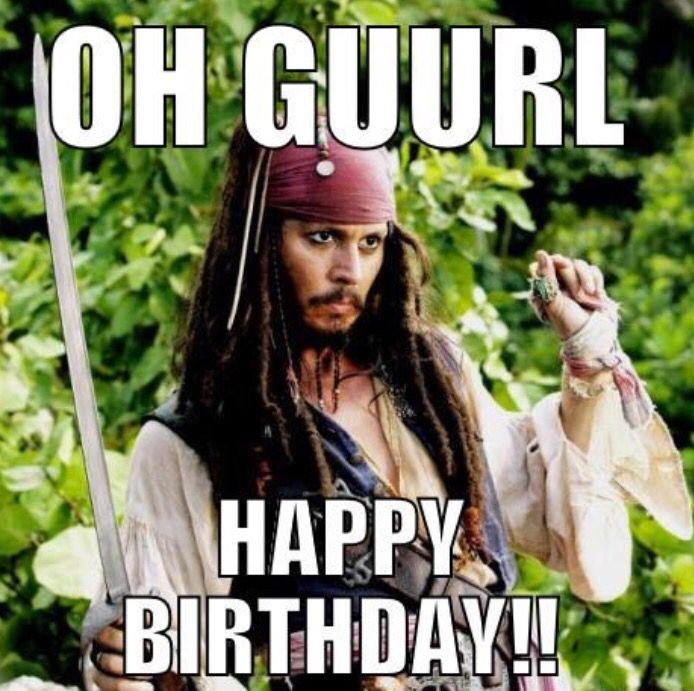 Johnny Depp Birthday Funny Happy Birthday Meme Funny Birthday Meme Happy Birthday Meme