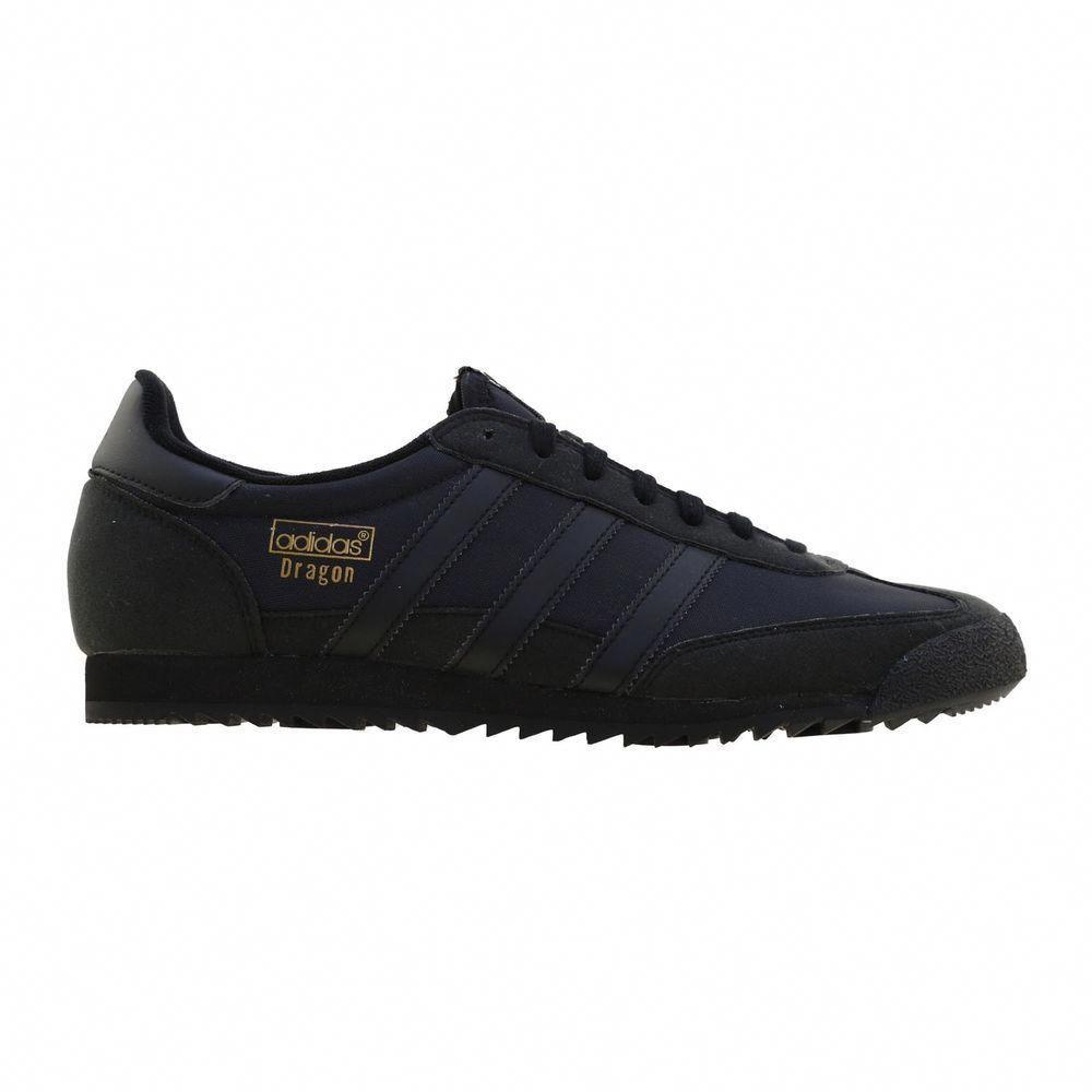 Adidas Originals Mens Dragons Og Suede Trainers Retro Vintage Uk Sizes Mens Blk Adidas Trainerss Adidas Originals Dragon Mens Nike Shoes Adidas Casual Shoes