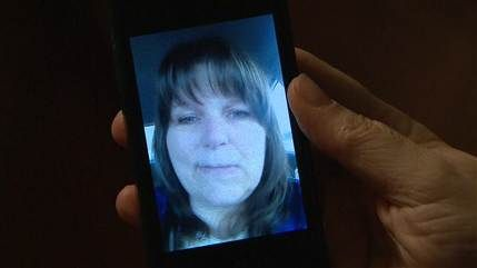 Woman diagnosed with stroke after sending selfie