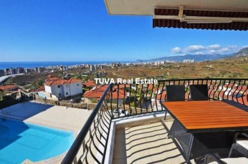 penthouse from tuva real estate alanya DAGLI Real Estate - Alanya