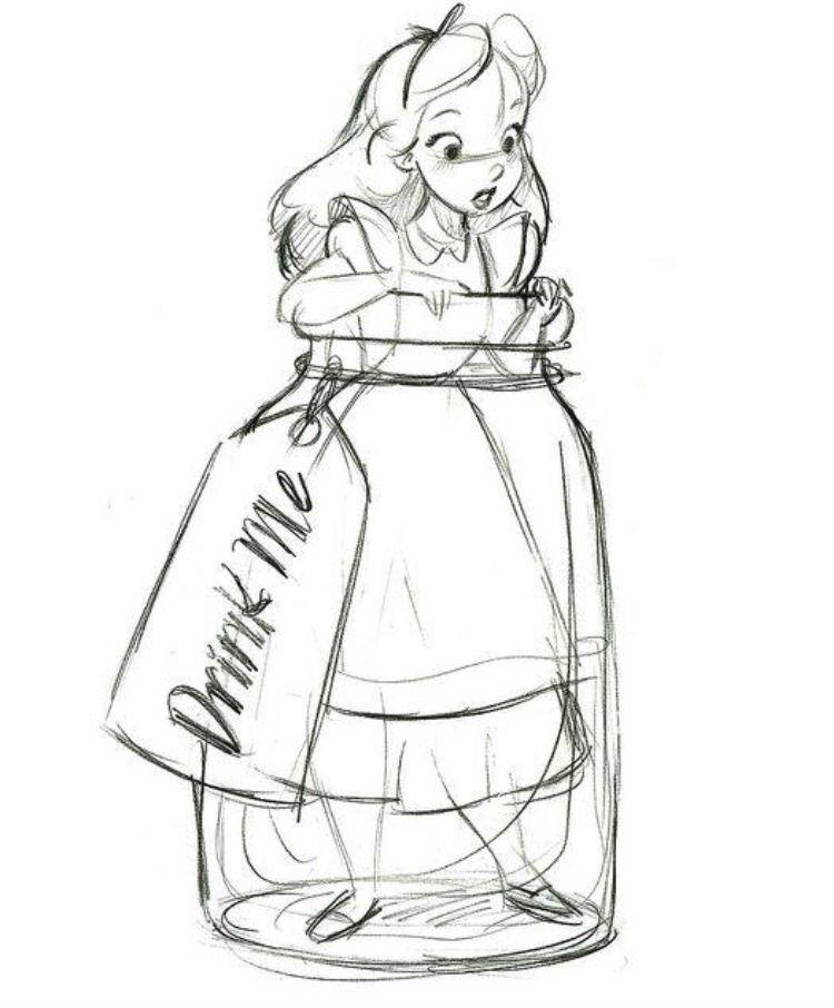 Pin Di Elisa Boni Su Disegnare Concept Art Disney Disney