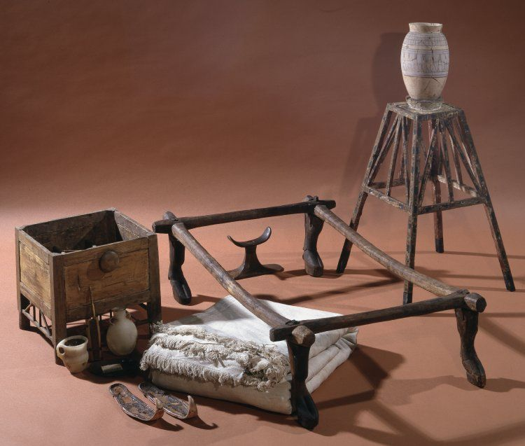 Ancient Egyptian Furniture – Egyptian Bedroom Furniture