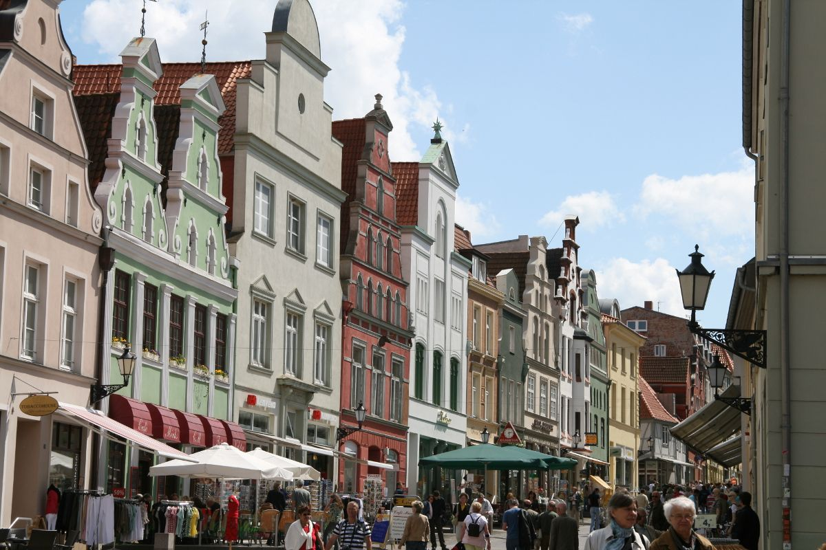 Wismar, Meclemburgo-Pomerania Anteriore