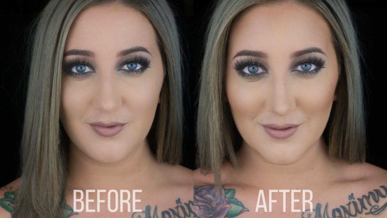 CONTOUR CONTEST | Before & After | Anastasia Beverly Hills Contour Kit