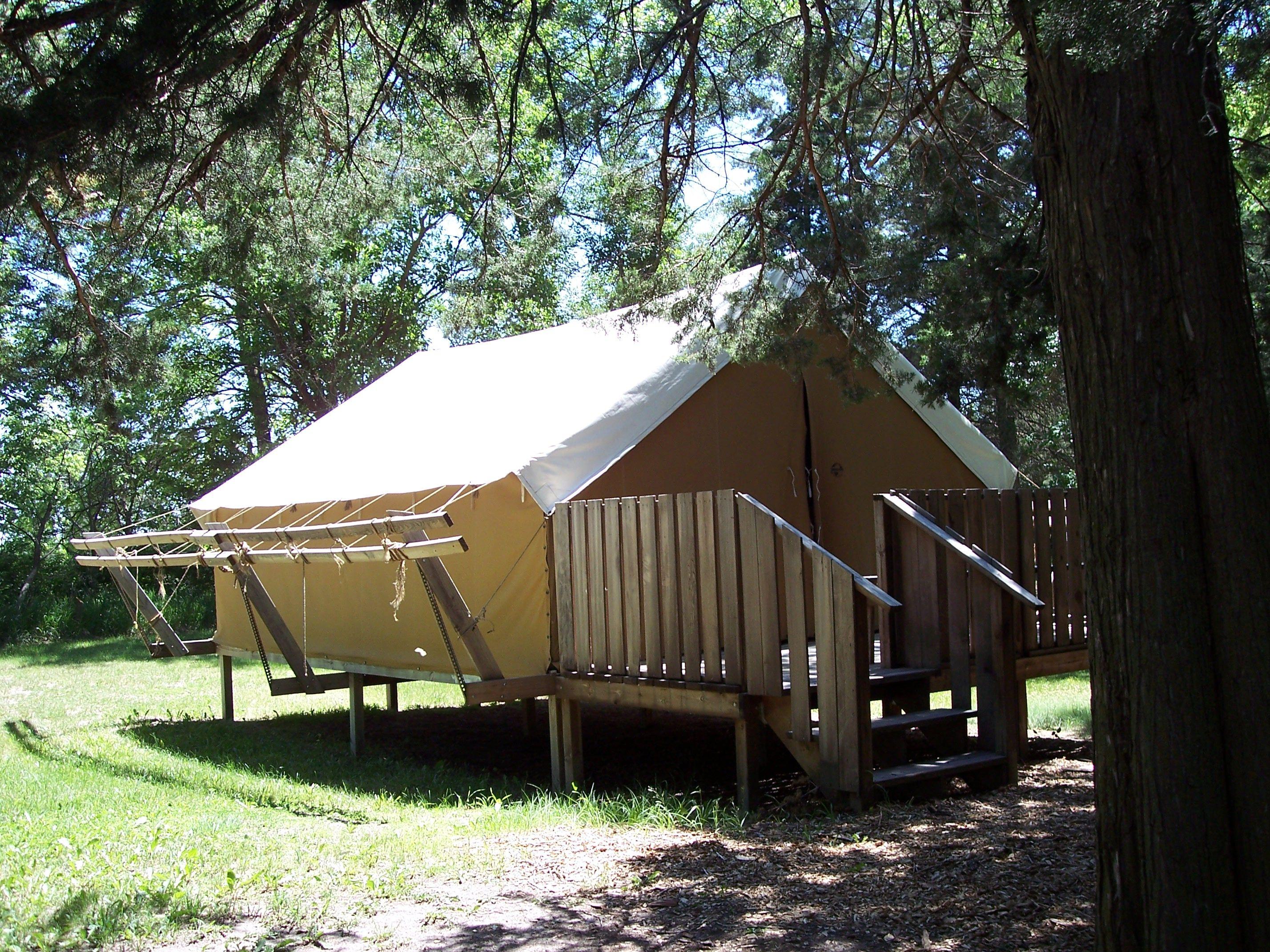 Grand Island Ne Scout Camping