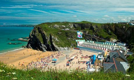 The 10 best quirky c&sites & The 10 best quirky campsites | Campsite Cornwall and Newquay cornwall