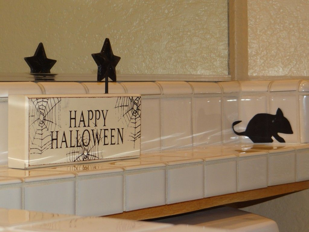 Simple Halloween Decoration Ideas Simple halloween decorations - Homemade Halloween Decorations