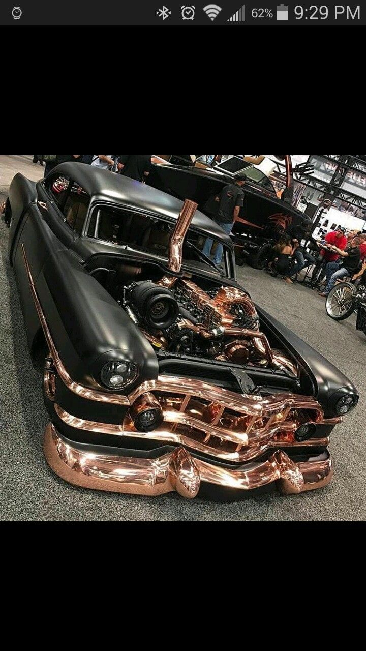 I Don T Normally Go In For The Heavily Modified Hot Rods But The
