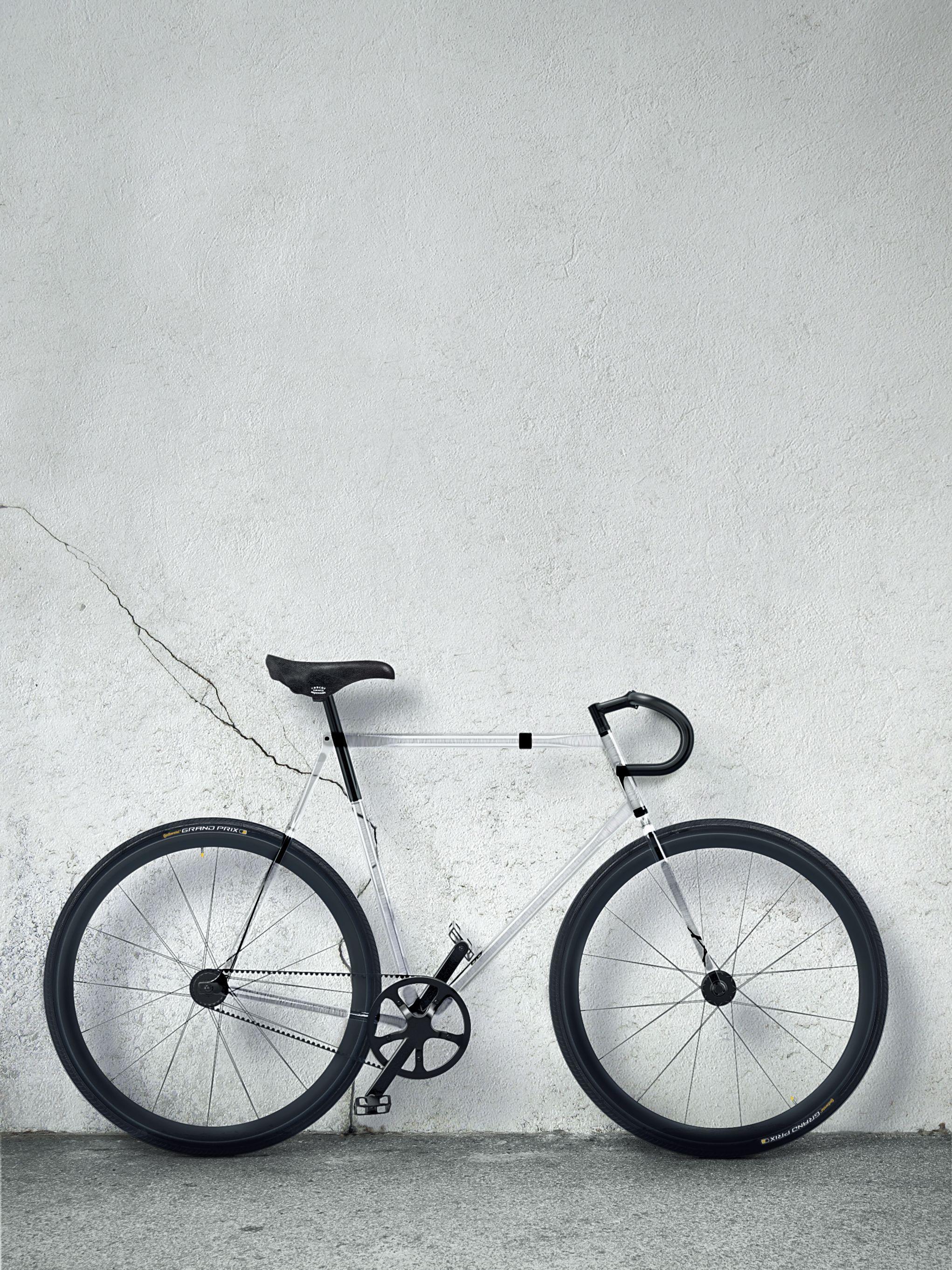 telaio in polimero trasparente 120926_Bike_ProjectShot_RS
