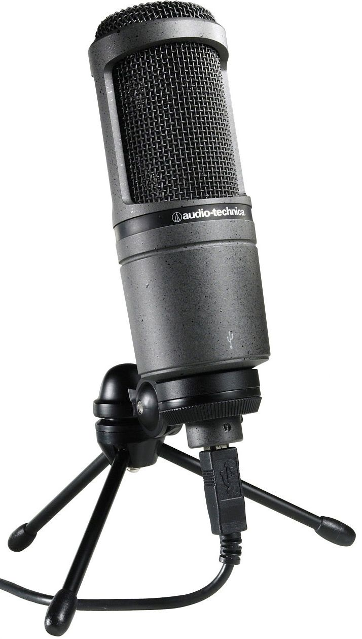 A Top Quality Usb Microphone Usb Microphone Microphone Audio Technica