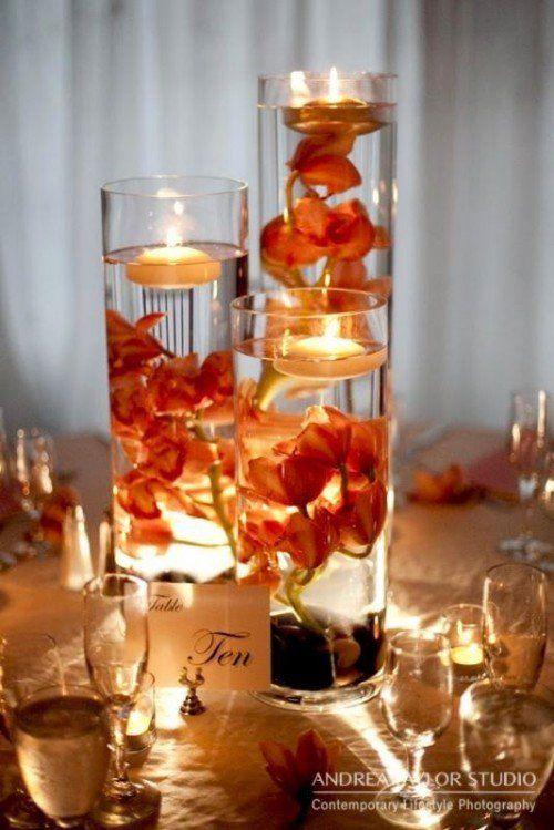 25 Beautiful Fall Wedding Table Decoration Ideas - Style ...