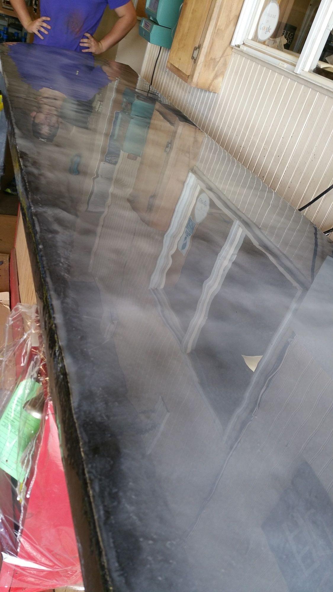 Metallic Epoxy Countertop Kit Diy Countertops Epoxy Countertop