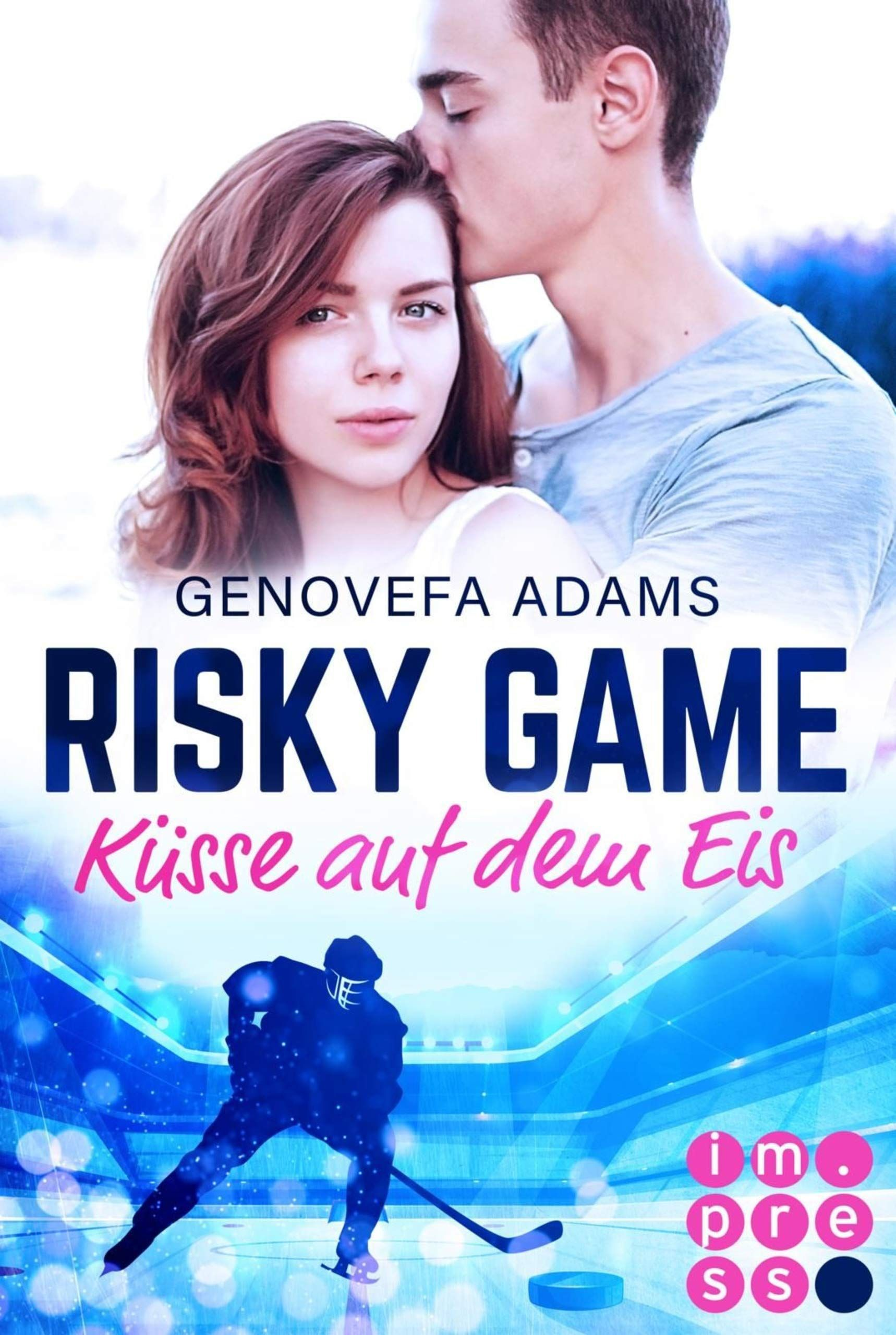 Riskant spel. Kisses on the ice Sports Romance,