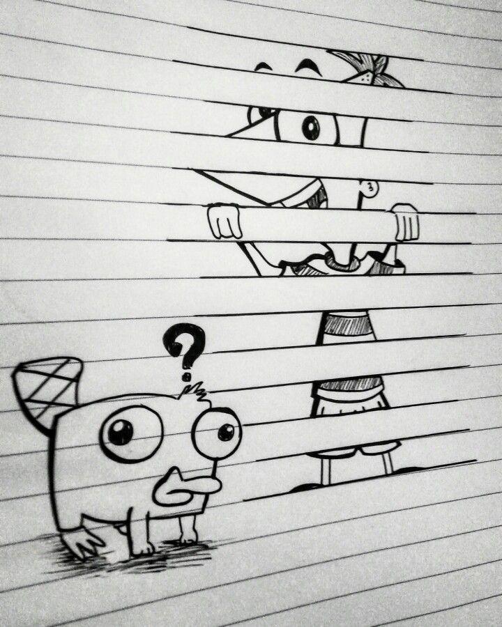 Dibujos Art Drawings Pencil Art Drawings Drawings On Lined Paper