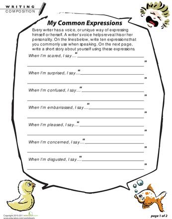 7th grade writing lesson plans