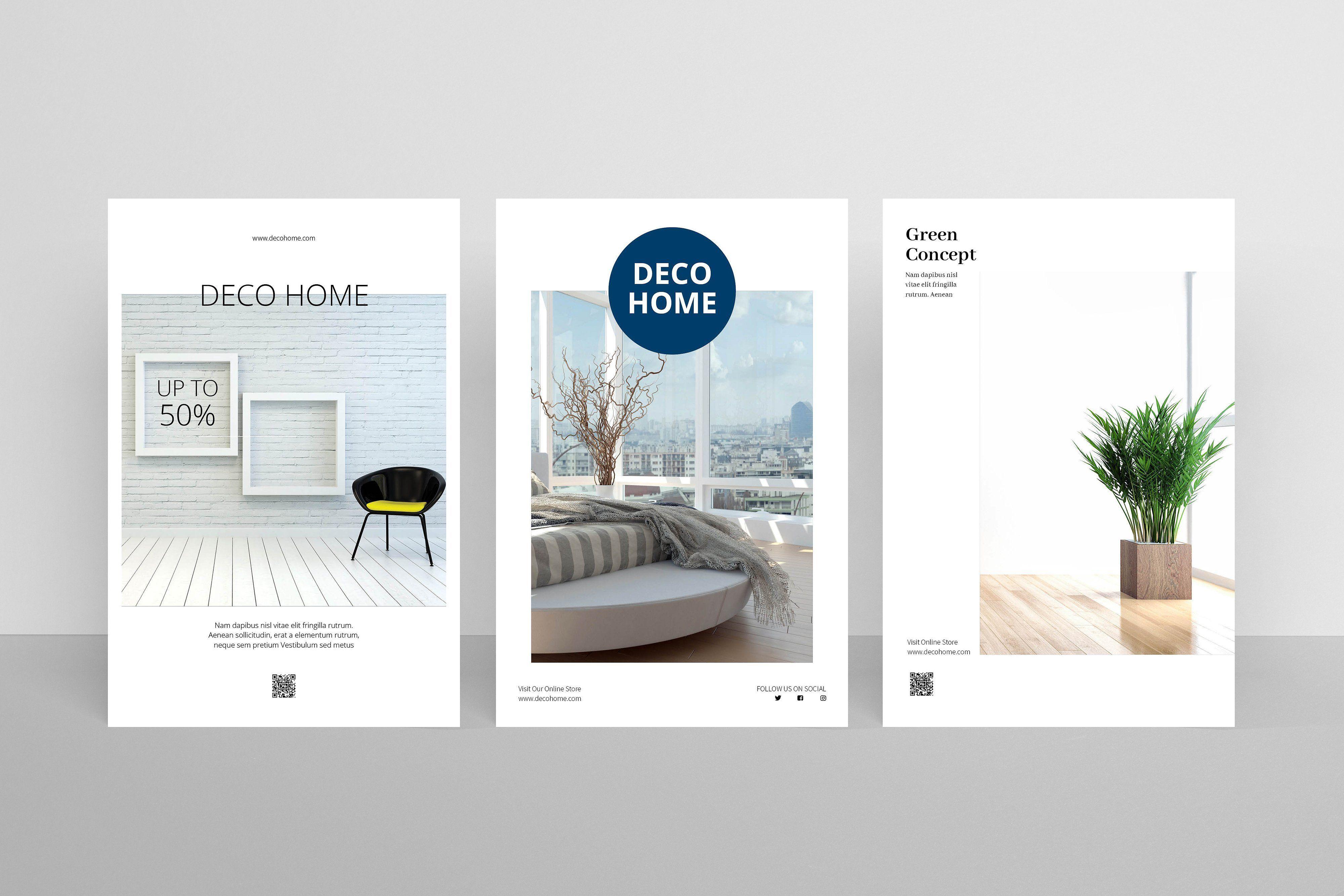 Postcard Flyer Interior With Images Postcard Design Design