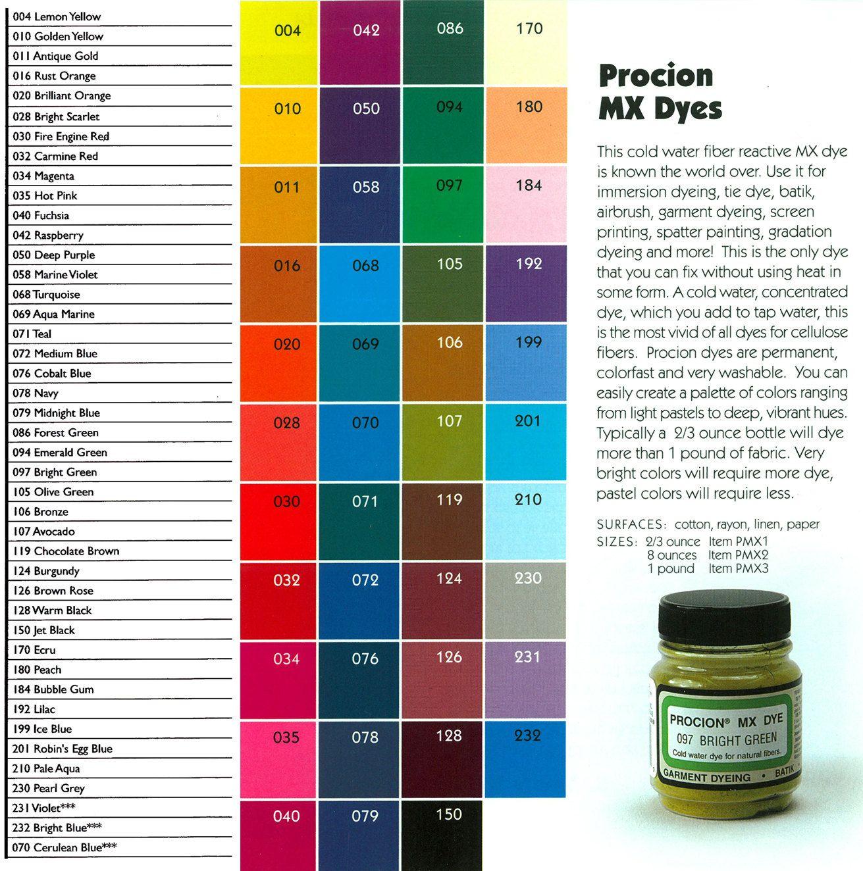 Jacquard procion mx fibre reactive dyes are anbspwarm water dye jacquard procion mx fibre reactive dyes are anbspwarm water dye suitable for natural fibres nvjuhfo Images