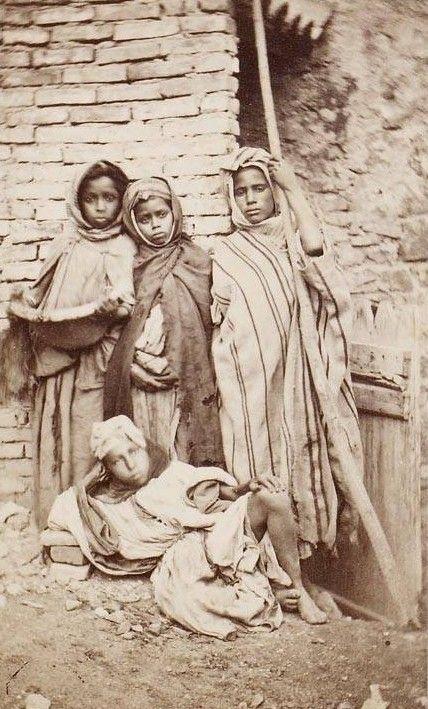 Africa: Kabyle berber girls, Algeria | Belleza de mujer