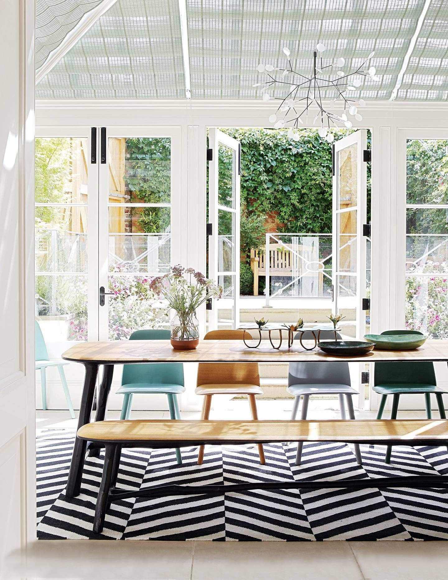 Conservatory And Glass House Ideas Modern Conservatory Furniture
