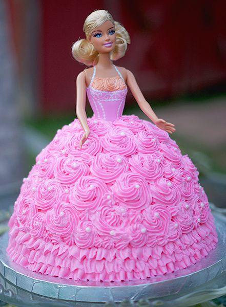 i had a barbie cake as a kid and i wish i had a little girl so i could get her a barbie cake. Black Bedroom Furniture Sets. Home Design Ideas