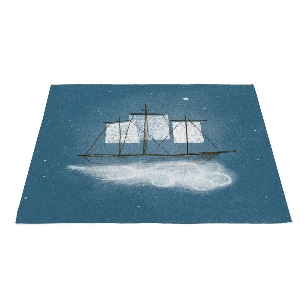 Sailing in the clouds