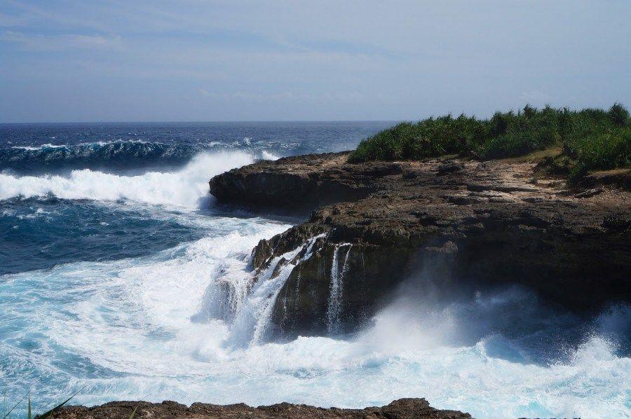 Devil Tears Nusa Lembongan Objek Wisata Di Bali Yang