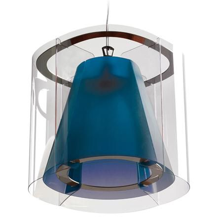Slamp Harris Pendant Aquamarine Pendant Lighting Contemporary Light Fixtures Ceiling Lamp