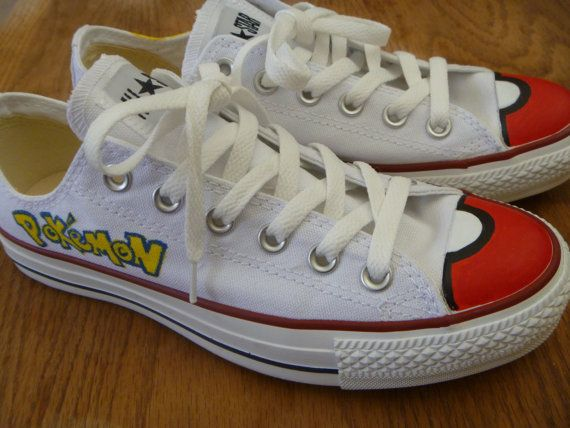 On Katcanvas By Pokemon Etsy72 Custom Converse 00 Shoes SUMpzqVG