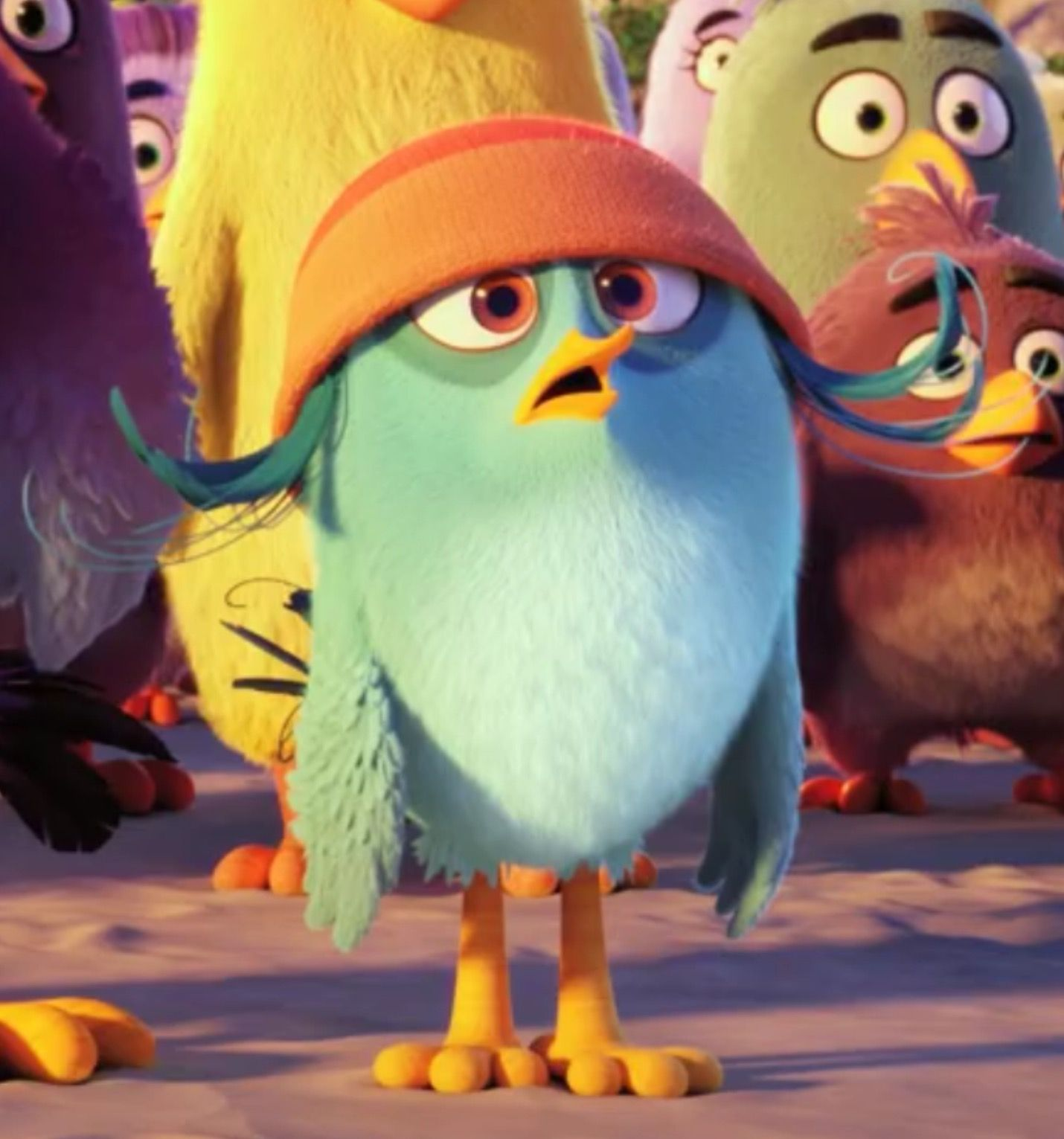 Latest 1430 1531 Angry Birds Stella Baby Animal Drawings Angry Birds Movie