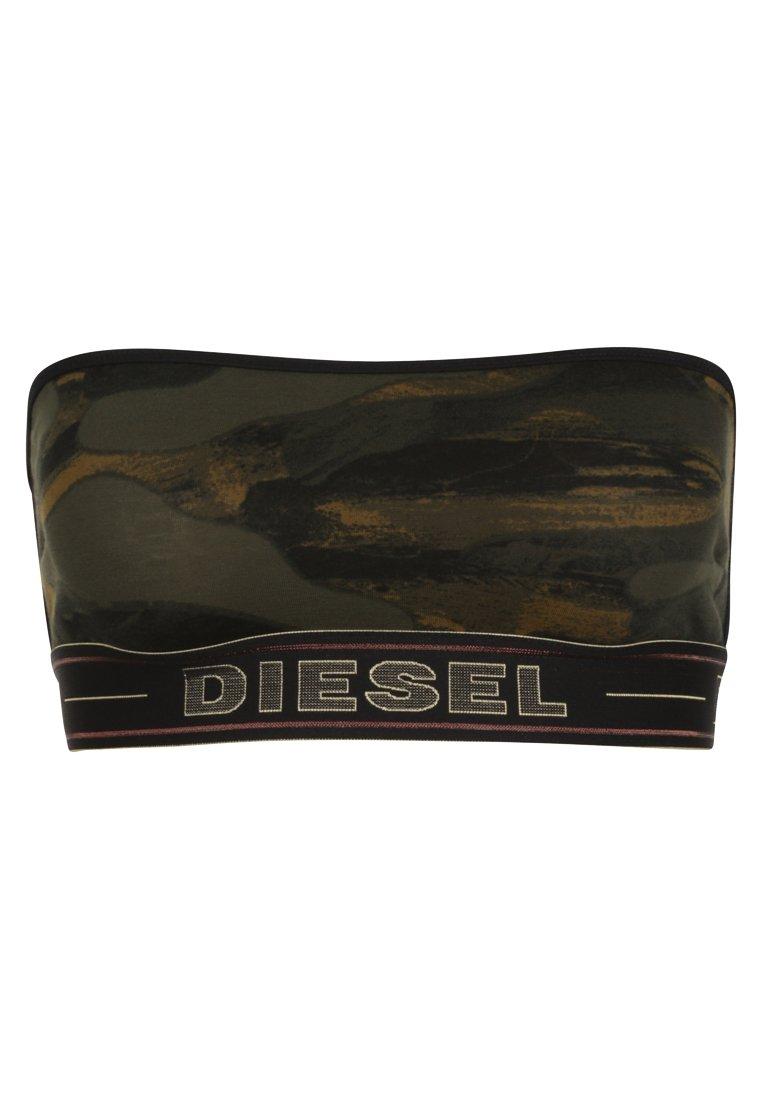 Diesel UFSBSUTEI Biustonosz bustier multicoloured/olive/black image