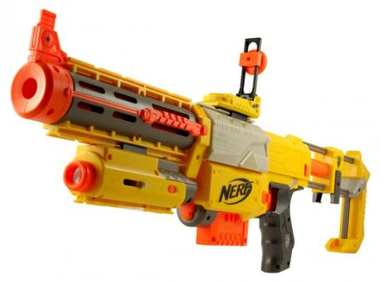 Image of N-Strike Elite Strongarm Blaster Nerf Gun