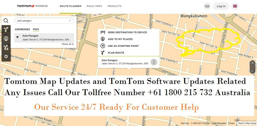 What are the Steps to Backup and Restore TomTom Device