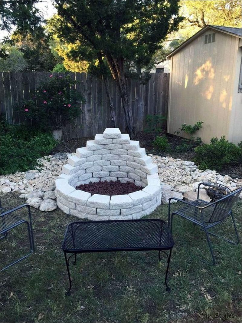 may 24 2020 nice 35 easy diy fire pit ideas for on backyard fire pit landscaping id=23718